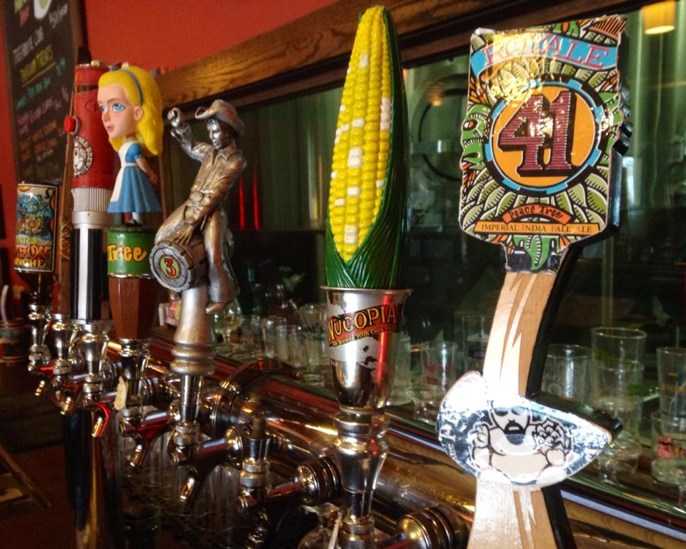 How could you not love these tap handles?!
